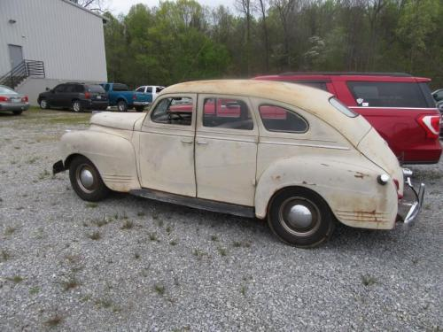 41 Plymouth driven by W2BRN